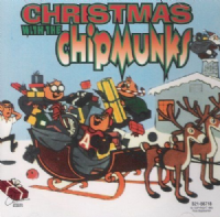Christmas with the Chipmunks CD